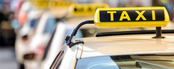 Transfert en taxi